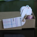 Ledger Gift Tag Set