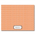 Personalized Noteflats: Orange U-Turn
