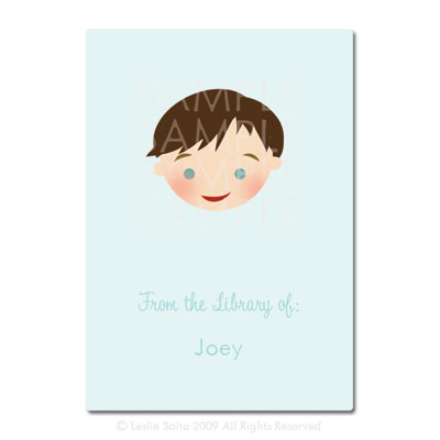 Little Pals Custom Bookplates: Joey - Click Image to Close