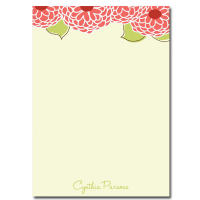 Personalized Stationery: Chryssa - Click Image to Close