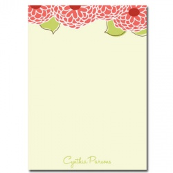 Personalized Stationery: Chryssa