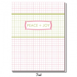 HOLIDAY: Peace + Joy