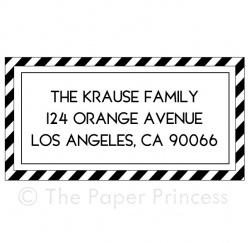 "Airmail Address ""Krause"""