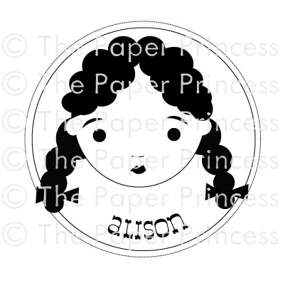 Custom Little Pals: Alison - Click Image to Close
