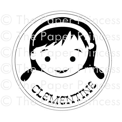 Custom Little Pals: Clementine - Click Image to Close