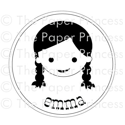 Custom Little Pals: Emma - Click Image to Close
