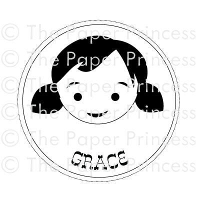 Custom Little Pals: Grace - Click Image to Close