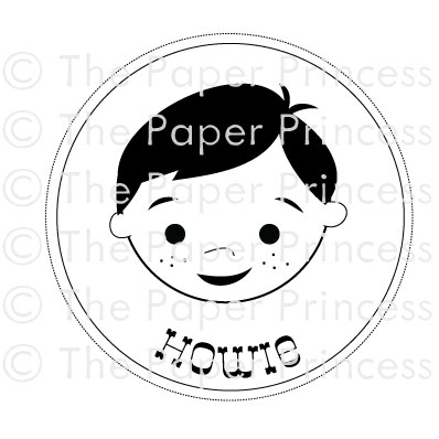 Custom Little Pals: Howie - Click Image to Close