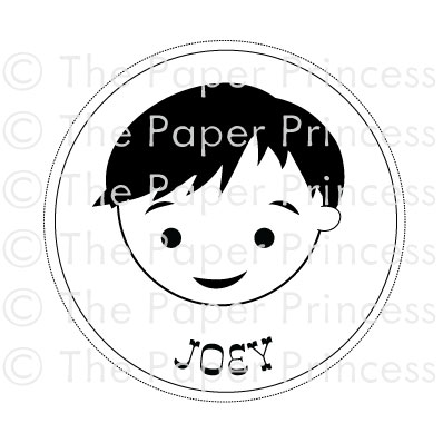 Custom Little Pals: Joey - Click Image to Close