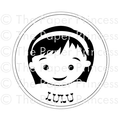 Custom Little Pals: Lulu - Click Image to Close