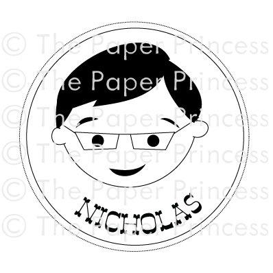Custom Little Pals: Nicholas - Click Image to Close