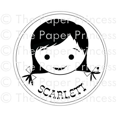 Custom Little Pals: Scarlett - Click Image to Close