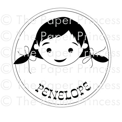Custom Little Pals: Penelope - Click Image to Close