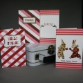 Set of 20 Mini Valentines in Lunch Pail